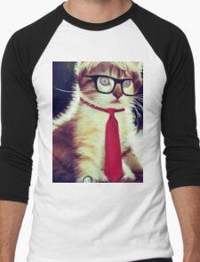 Cute Executive Cat T-Shirt