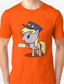 A Paper Derpy Delivery T-Shirt