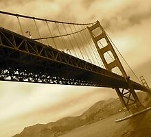 Golden Gate by Rich Jepson