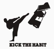 KICK THE HABIT Kids Clothes