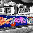 A Wee Bit Of Colour by FLYINGSCOTSMAN