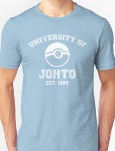 University of Johto T-Shirt