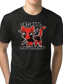 Catpool Tri-blend T-Shirt