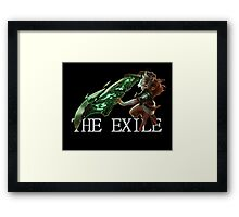 Riven - The Exile - League of Legends Framed Print