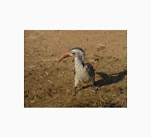 Southern Red Billed Hornbill in Black Rhino Reserve, South Africa Unisex T-Shirt