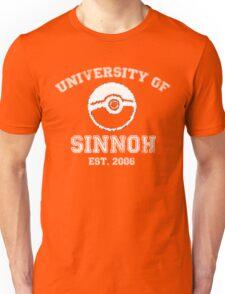 University of Sinnoh Unisex T-Shirt