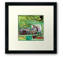 sideshow Framed Print