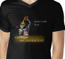 Grossly Incandescent Mens V-Neck T-Shirt