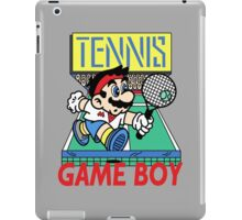 Gameboy Tennis iPad Case/Skin