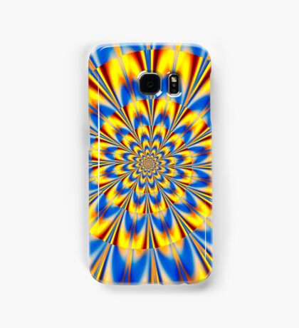 Dr. Who – The Spiral of Time Samsung Galaxy Case/Skin