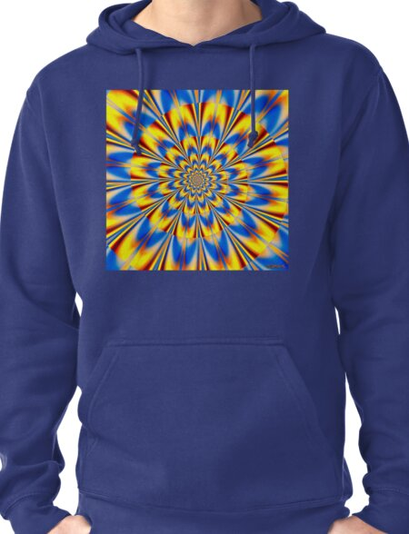 Dr. Who – The Spiral of Time Pullover Hoodie