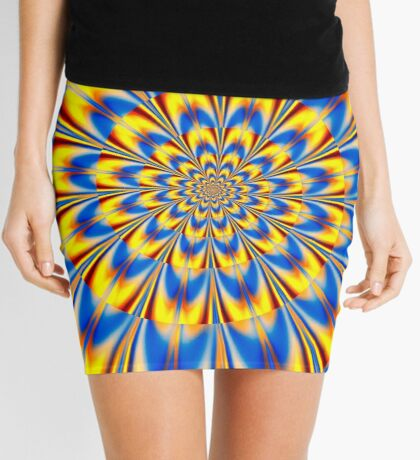 Dr. Who – The Spiral of Time Mini Skirt
