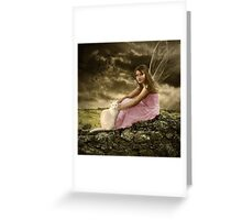 When you wish....... Greeting Card