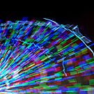 Enlightened Wheel by Abigail Wilson
