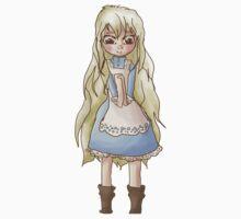 Mary Kozakura One Piece - Short Sleeve