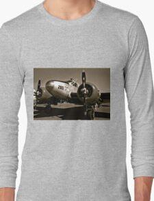 So Noran Beauty 265 Vintage Aircraft Long Sleeve T-Shirt
