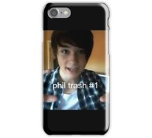 Phil Trash #1 Hello Internet iPhone Case/Skin
