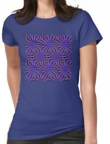 LET'S SPIN! Womens Fitted T-Shirt