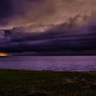 Redcliffe Storm Watch by KeepsakesPhotography Michael Rowley