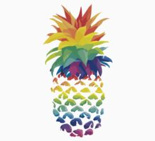 Pineapple Design. Kids Clothes