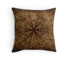 Sacred Geometry for your daily life Throw Pillow