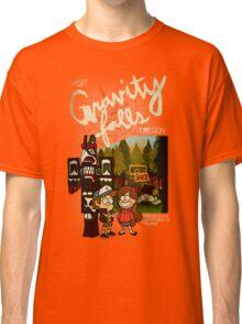 Visit Gravity Falls Classic T-Shirt