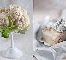 Cauliflower and cheese by Ilva Beretta