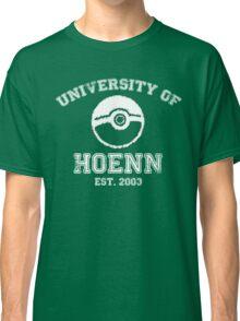 University of Hoenn Classic T-Shirt
