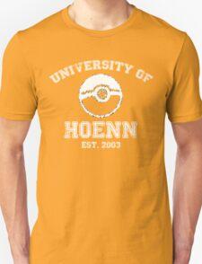 University of Hoenn T-Shirt