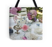 Tea Party Tote Bag