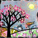 Cherry tree cottage by sue mochrie
