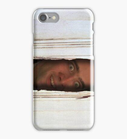Here´s Nicolas! iPhone Case/Skin