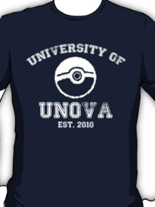 University of Unova T-Shirt
