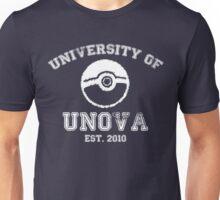 University of Unova Unisex T-Shirt