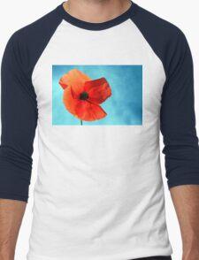 Sun-Drenched Men's Baseball ¾ T-Shirt
