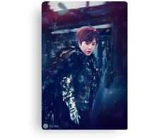 hoeseok nights watch Canvas Print