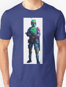 The Man with a Bounty T-Shirt