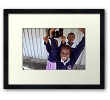 An Education Framed Print