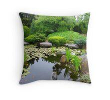 Peaceful paradise...Adelaide Australia Throw Pillow