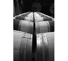 Barrels upon Barrels Photographic Print