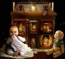 The Haunted Nursery by Maria Murphy