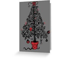 The Bad Seed Greeting Card