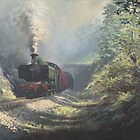 The Merthyr Tunnel by Richard Picton