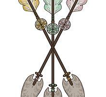 Arrow by ksshartel