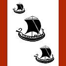 I Saw Three Ships by Apotypomata