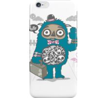 The Watch Salesman iPhone Case/Skin