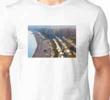 Nice at sunset - Cote d'Azur - France Unisex T-Shirt