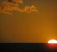 Sun, Sea, Cloud. by Henry Murray