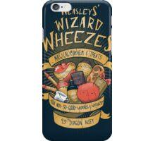 Wheezes iPhone Case/Skin