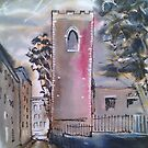 'Abandoned Church, Micklegate, York' by Martin Williamson (©cobbybrook)